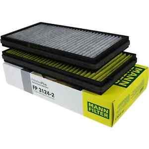 Mann-filter Cabin Air Filter FP3124-2 fits ROLLS-ROYCE PHANTOM RR1 6.75