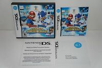 ds Mario & Sonic At The Olympic Winter Replacement Case NO GAME INCLUDED