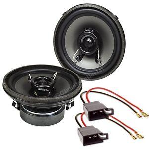Lautsprecher Hecksystem 120mm 2-Wege koax  für VW T4 1990-2003 TOP