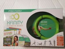 Pro-Form Xfinity Fitness Band with Workout DVDs and Meal Plan **NEW IN BOX**