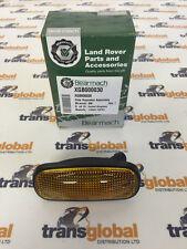 Land Rover Discovery V8 raffinée ovale côté Indicateur Répéteur-bearmach-XGB000030
