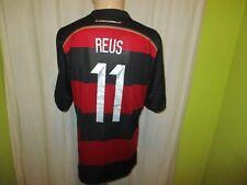 "Deutschland ""DFB"" Adidas EM Qualifikation Trikot 2014-2016 + Nr.11 Reus Gr.L TOP"