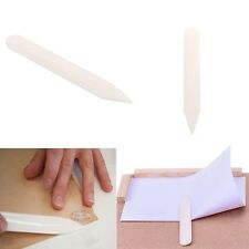 Natural Bone Folder Creasing Scoring Folding Creasing Paper Leather Craft Tools