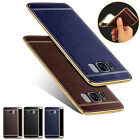 Luxe Etui Coque Housse Case protection Soft cover pr Samsung Galaxy S8 / S8 PLUS