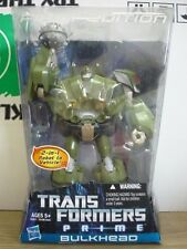 Transformers Prime Voyager Class Bulkhead 1st First Edition MISB