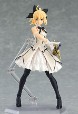 Fate/Grand Order Saber Altria Pendragon Lily Third Ascension Ver. Figma Figure