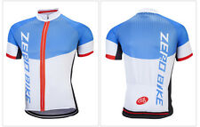 Mens Team Cycling Short Sleeve Tops Bicycle Jersey Racing Clothing Sports Wear