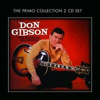 DON GIBSON - THE ESSENTIAL RECORDINGS 2 CD NEW+