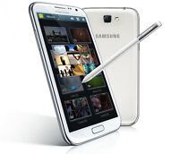 5.5-Inch Samsung Galaxy Note II GT-N7100 16GB 8MP Unlocked Mobile Phone - White