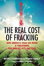 The Real Cost of Fracking: How Americas Shale Gas Boom Is Threatening Our Famil