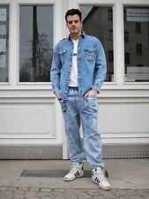JEAN'S WESTERN WEAR Hemd Freizeithemd Shirt 80er TRUE VINTAGE 80s DENIM