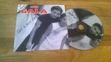 CD Pop Gala - Let A Boy Cry (2 Song) MCD / POLYGRAM SCORPIO MUSIC cb