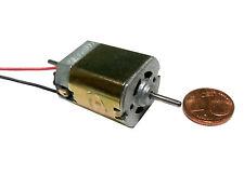 Bühler-Motor 12 V  mit Doppelachse 1.16.011.310 sehr gut für Modellbahn geeignet