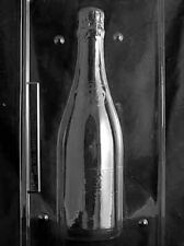 New listing Very Large Champagne Bottle Chocolate Mould Set. Home Chocolate Factory