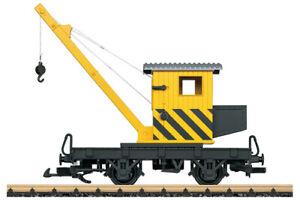 LGB 40043 G Crane Car