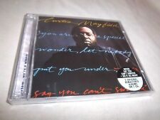 Never Say You Can't Survive/Do It All Night - Curtis Mayfield NEW SEALED CD 1999