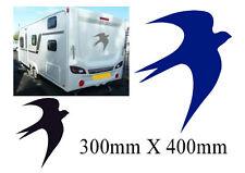 Swift Caravan motor home camper van parts names stickers decals vinyl signs