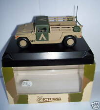VITESSE HUMMER PICK UP US DESERT STORM WITH CAMOUFLAGE 1/43 IN BOX