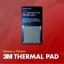 3M Thermal Interface Pad 50x50X 1.0 mm(Electronics Grade)