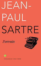 Portraits (SB-The French List) by Turner, Chris, Sartre, Jean-paul   Paperback B