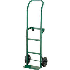 2-in-1 Convertible Hand Truck and Dolly, 400 lb. Capacity, NEW