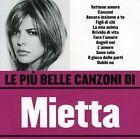Le Piu' Belle Canzoni Di Mietta [Audio CD] Mietta …
