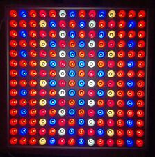 LED Grow Panel Light 196 LED's For Hydroponic Plant Indoor Plants Red,White,Blue
