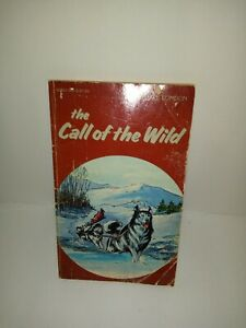 The Call Of The Wild By Jack London (Pocket Classics 1984) Comic