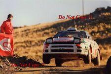 Juha Kankkunen Toyota Celica Turbo 4WD Portugal Rally 1993 Photograph 1