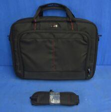 """Targus Classic Slim Laptop Briefcase 15.6"""" Black"""