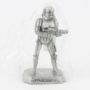 Stormtrooper, New in Sleeve | Vintage 1990s Star Wars Figure by Rawcliffe Pewter