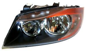 New! BMW 330i Valeo Front Left Headlight 44809 63116942725