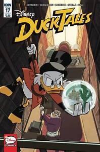 DUCKTALES #17 - 1/23/19 DISNEY COMICS IDW 1ST PRINT