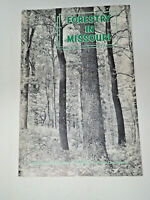Vintage 1965 Forestry in Missouri Field Guide Missouri Conservation Commission