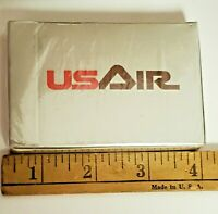 RETRO USAir United States Air Playing Cards Sealed Advertising Aviation DECK VTG