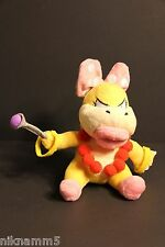 1 Pc of Top Quality Wendy O Koopa Koopalings Super Mario Series Plush Doll