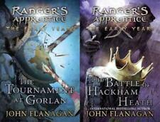 Ranger's Apprentice Prequel EARLY YEARS Collection TRADE PAPERBACK Books 1-2