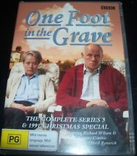 One Foot In The Grave Series 3 + 1991 Christmas Special (Aust R 4) DVD - New