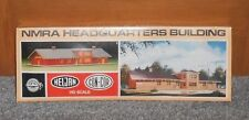 1/87 HO SCALE HELJAN CON-COR NMRA HEADQUARTERS BUILDING STATION MODEL KIT