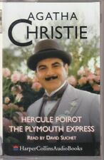 Audio Casette - Agatha Christie Hercule Poirot The Plymouth Express (DT)
