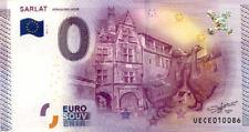 24 SARLAT Périgord noir, 3 oies, 2015, Billet 0 Euro Souvenir
