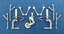 1/72 scale C-46 Commando Landing Gear 72006  for Williams Brothers