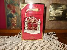 2004 Lenox First Year In New Home Christmas Ornament Holiday China original box