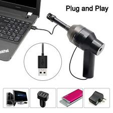 Mini Cordless Vacuum Cleaner Rechargeable Hand Vac Car Desk Keyboard Sofa Clean