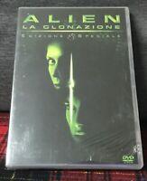 Alien 4 la Clonazione DVD Nuovo Sigillato Edizione Speciale 2 Dischi Come Foto N