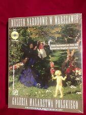 Muzeum Narodowe W Warszawie Galeria Malarstwa Polskiego CD-ROM Free Shipping!
