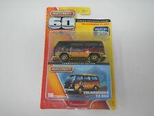 Matchbox 60th Anniversary Commemorative Edition Volkswagen T2 Bus #16