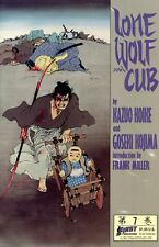 Lone Wolf Cub Poster Length: 450 mm Height: 800 mm SKU: 14056