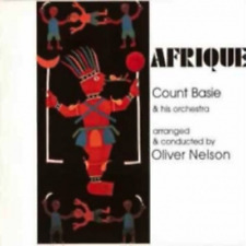 COUNT BAISY AND HIS ORCHESTRA-AFRIQUE-JAPAN CD Ltd/Ed B63