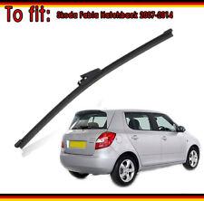 "Skoda Fabia Hatchback 2007-2013  Exact Fit Rear Wiper Blade Quality 13""V"
